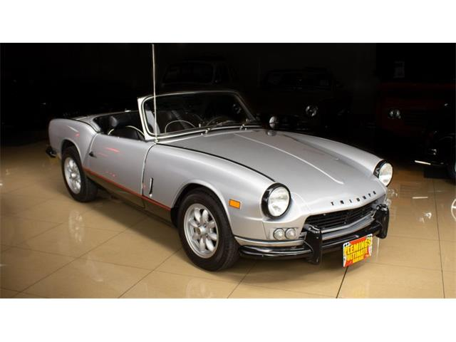 1963 Triumph Spitfire (CC-1434632) for sale in Rockville, Maryland