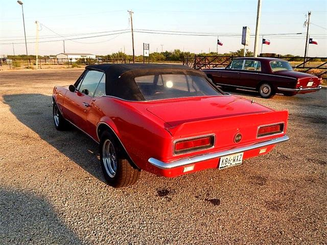 1967 Chevrolet Camaro RS (CC-1434635) for sale in Wichita Falls, Texas