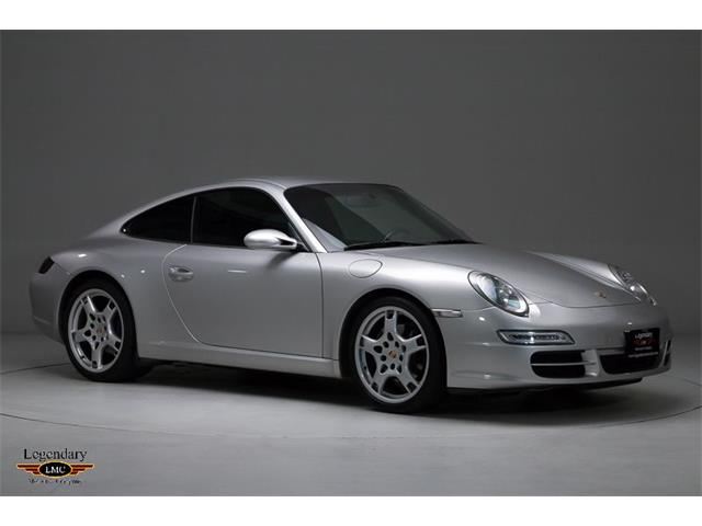 2005 Porsche 911 Carrera (CC-1434638) for sale in Halton Hills, Ontario