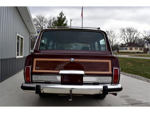 1987 Jeep Grand Wagoneer (CC-1434639) for sale in Greene, Iowa