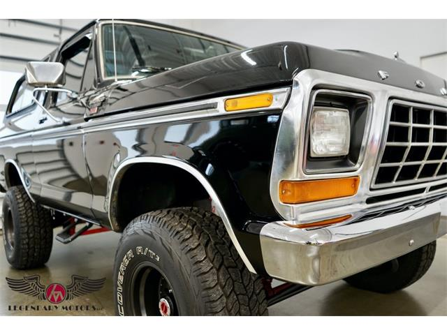 1978 Ford Bronco (CC-1434642) for sale in Beverly, Massachusetts