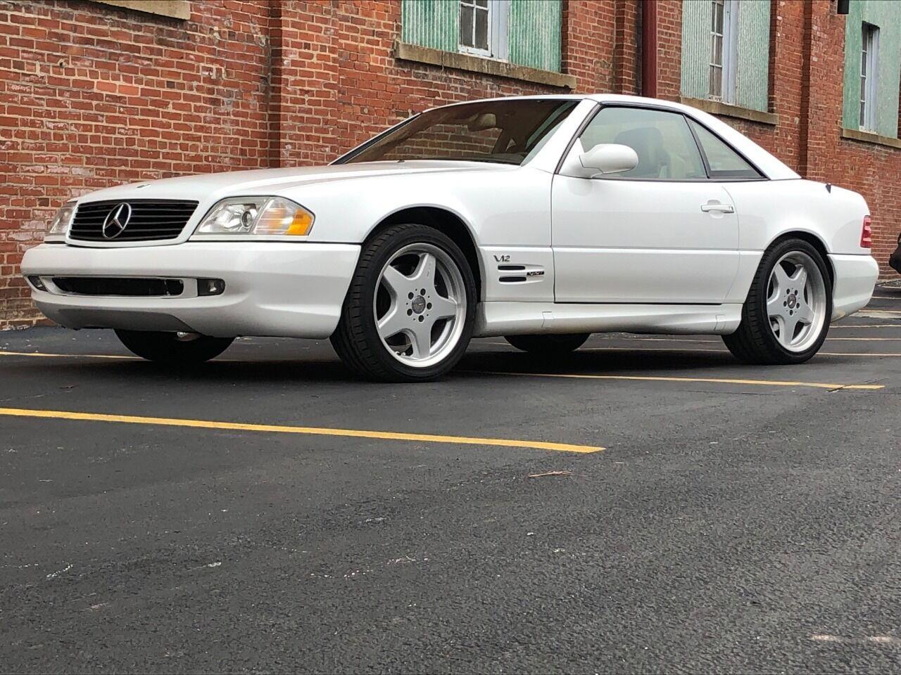 2000 Mercedes-Benz SL-Class (CC-1434644) for sale in Saint Charles, Missouri