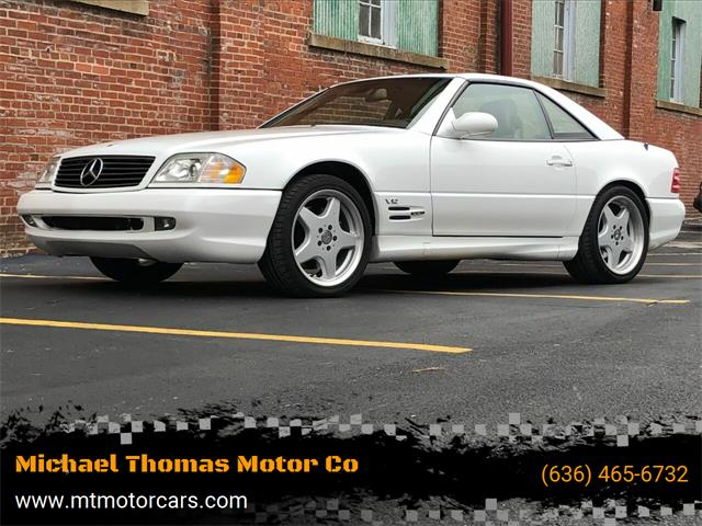 2000 Mercedes-Benz SL-Class (CC-1434644) for sale in Saint Charles, Missouri