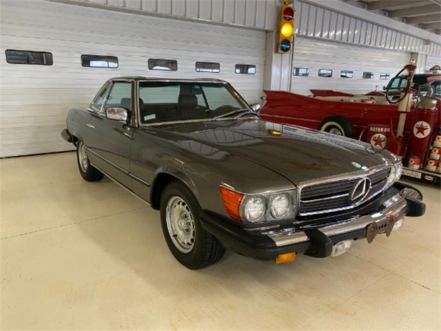 1985 Mercedes-Benz 380SL (CC-1434651) for sale in Columbus, Ohio