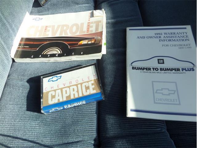 1992 Chevrolet Caprice (CC-1434656) for sale in Laguna Beach, California