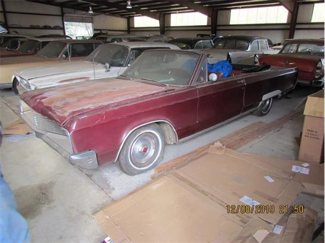 1968 Chrysler Newport (CC-1430467) for sale in Cadillac, Michigan