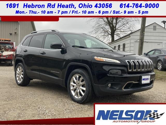 2017 Jeep Cherokee (CC-1434671) for sale in Marysville, Ohio