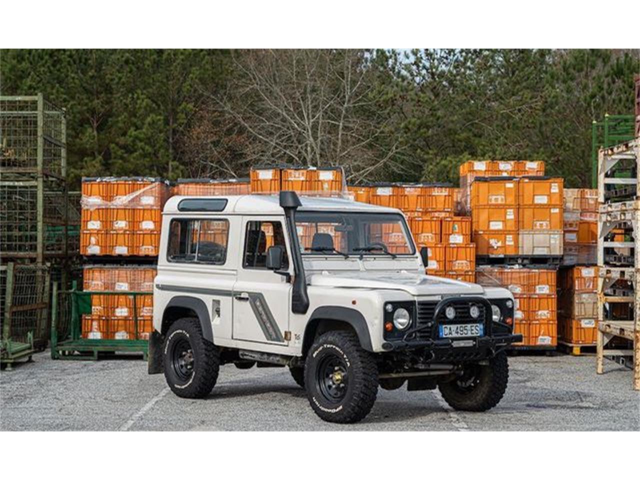 1994 Land Rover Defender (CC-1434676) for sale in Aiken, South Carolina