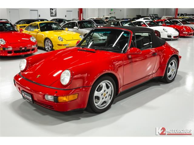 1992 Porsche 911 (CC-1434678) for sale in Jupiter, Florida