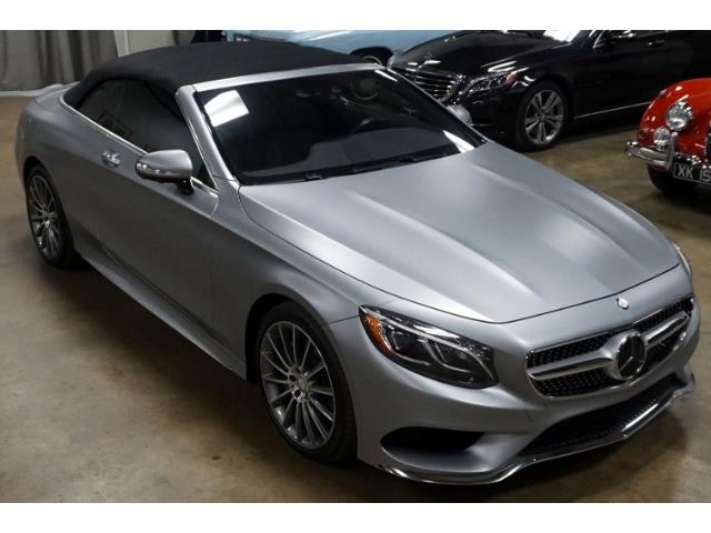 2017 Mercedes-Benz S-Class (CC-1434685) for sale in Chicago, Illinois