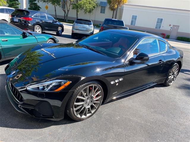 2018 Maserati GranTurismo (CC-1434689) for sale in Boca Raton, Florida