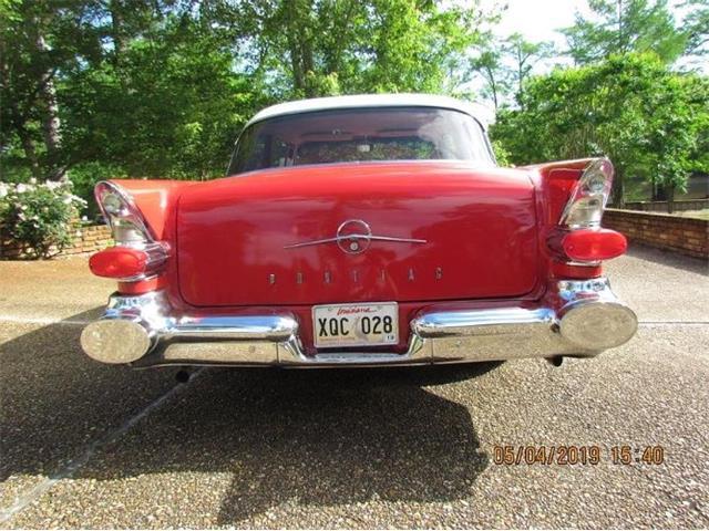 1957 Pontiac Chieftain (CC-1430469) for sale in Cadillac, Michigan