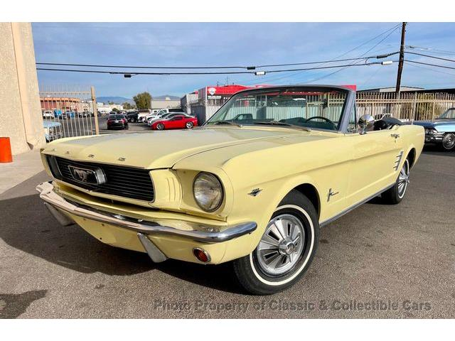 1966 Ford Mustang (CC-1434702) for sale in Las Vegas, Nevada
