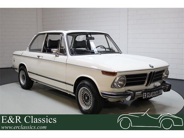 1971 BMW 2002 (CC-1434703) for sale in Waalwijk, Noord Brabant