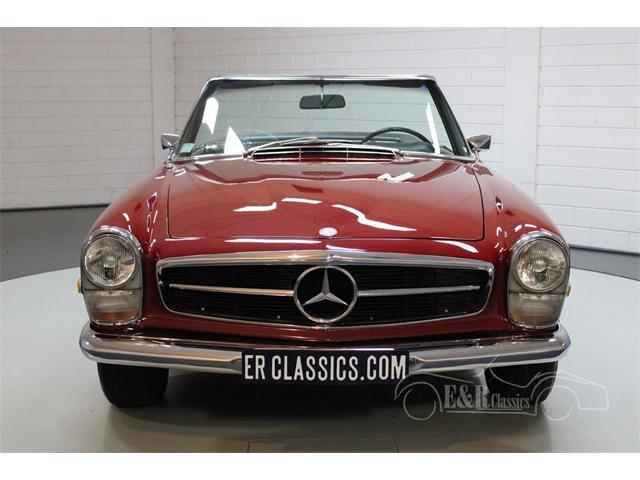 1968 Mercedes-Benz 280SL (CC-1434709) for sale in Waalwijk, Noord Brabant