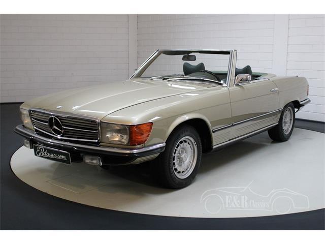 1972 Mercedes-Benz 350SL (CC-1434710) for sale in Waalwijk, Noord Brabant