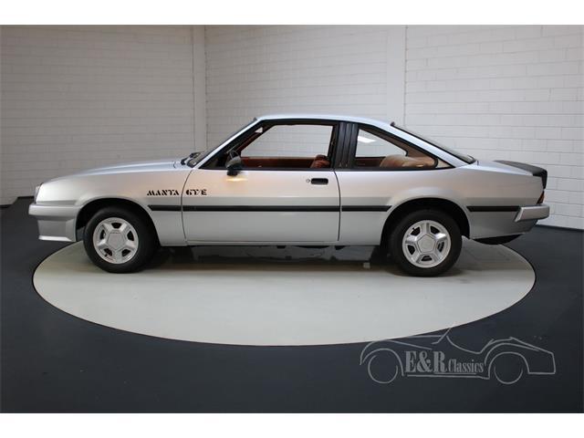 1984 Opel Manta (CC-1434713) for sale in Waalwijk, Noord Brabant