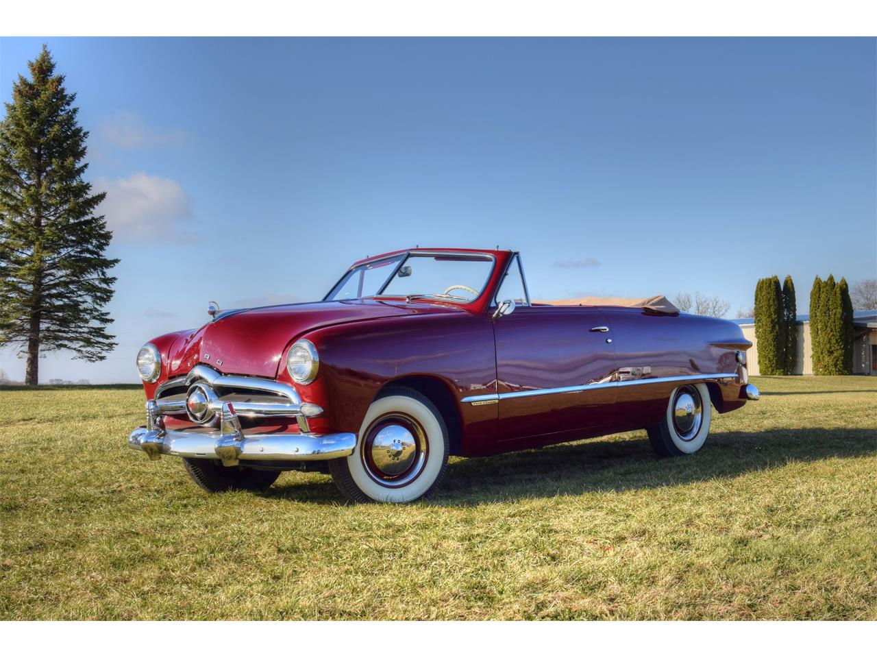 1949 Ford Convertible (CC-1434720) for sale in Watertown, Minnesota