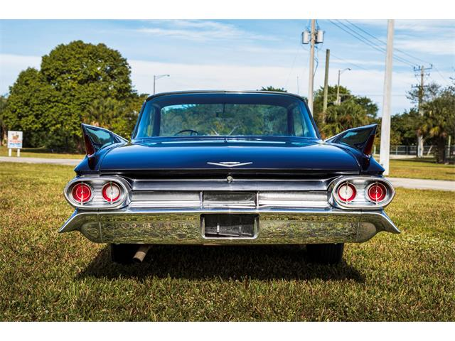 1961 Cadillac 2-Dr Coupe (CC-1434722) for sale in Coconut Creek, Florida