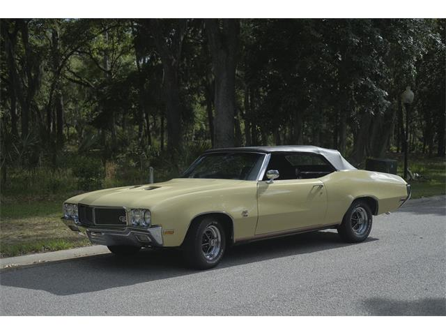 1970 Buick GS 455 (CC-1434723) for sale in Beaufort, South Carolina