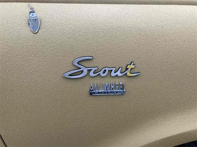 1965 International Scout 800 (CC-1434730) for sale in Columbus, Ohio