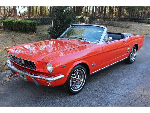 1966 Ford Mustang (CC-1434731) for sale in Roswell, Georgia