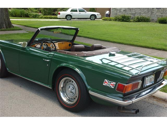 1973 Triumph TR6 (CC-1434737) for sale in BERWYN, Illinois