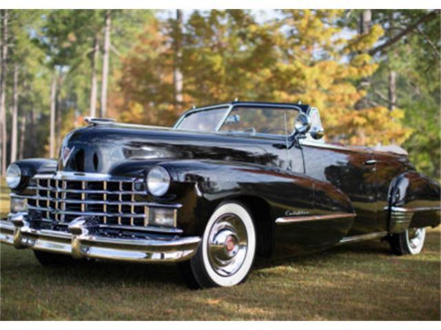 1947 Cadillac Series 62 (CC-1434742) for sale in Tifton, Georgia