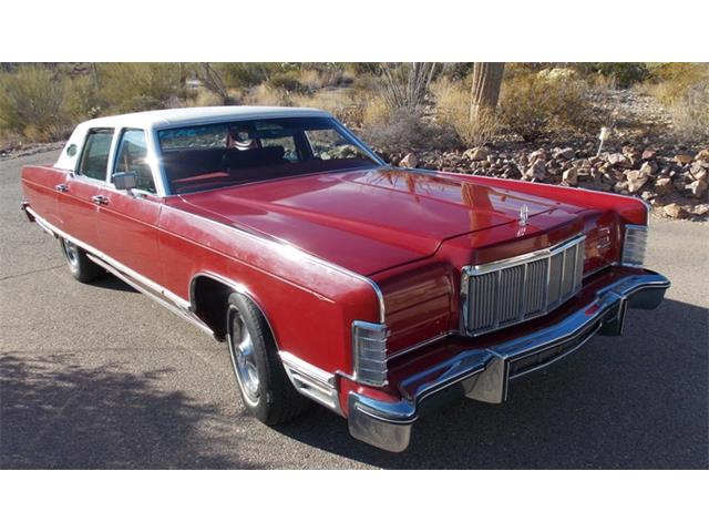 1975 Lincoln Continental (CC-1434745) for sale in Tucson, AZ - Arizona