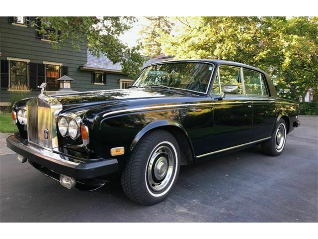 1977 Rolls-Royce Silver Shadow II (CC-1434749) for sale in West Hills, California
