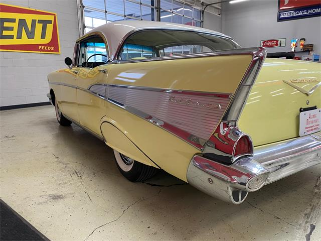1957 Chevrolet Bel Air (CC-1434750) for sale in Davenport, Iowa