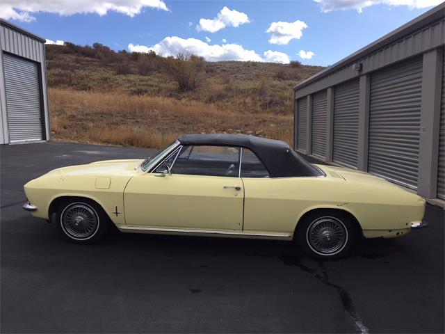 1967 Chevrolet Corvair Monza (CC-1434754) for sale in Steamboat Springs, Colorado