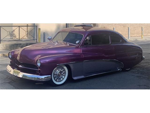 1950 Mercury 2-Dr Coupe (CC-1434758) for sale in East rutherford , New Jersey