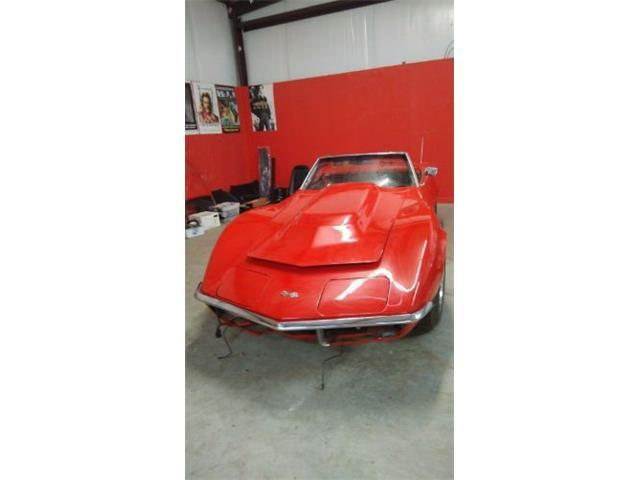 1971 Chevrolet Corvette (CC-1430476) for sale in Cadillac, Michigan
