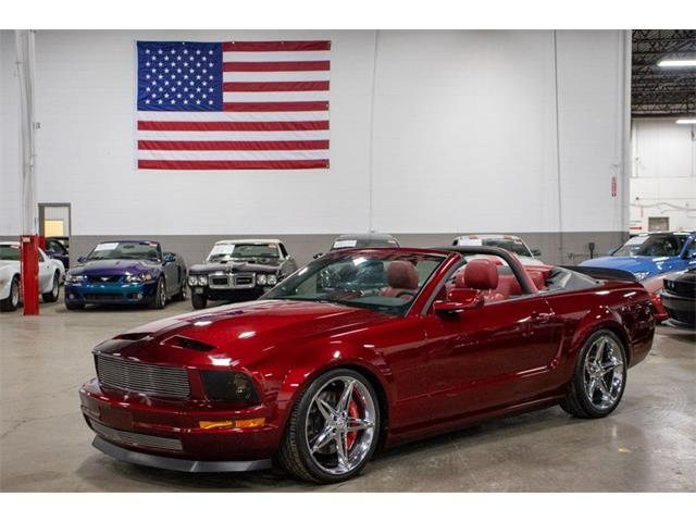 2005 Ford Mustang (CC-1434762) for sale in Kentwood, Michigan