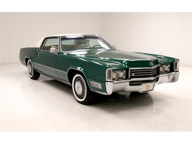 1970 Cadillac Eldorado (CC-1434765) for sale in Morgantown, Pennsylvania