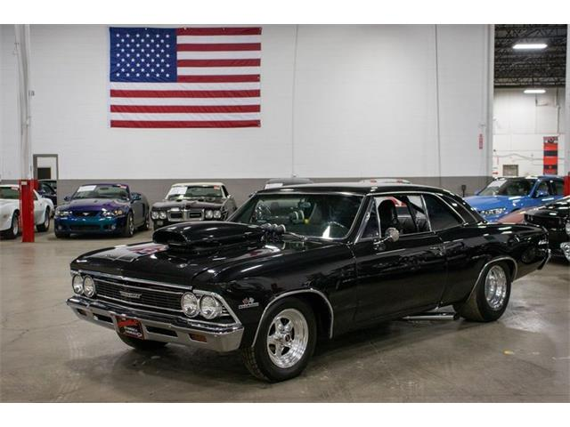 1966 Chevrolet Chevelle (CC-1434767) for sale in Kentwood, Michigan