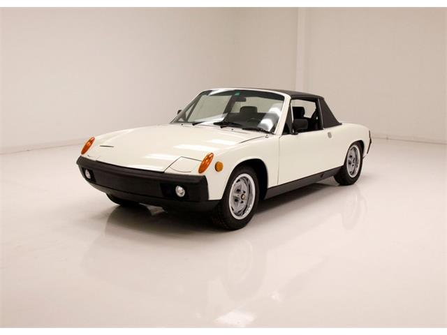 1970 Porsche 914 (CC-1434769) for sale in Morgantown, Pennsylvania