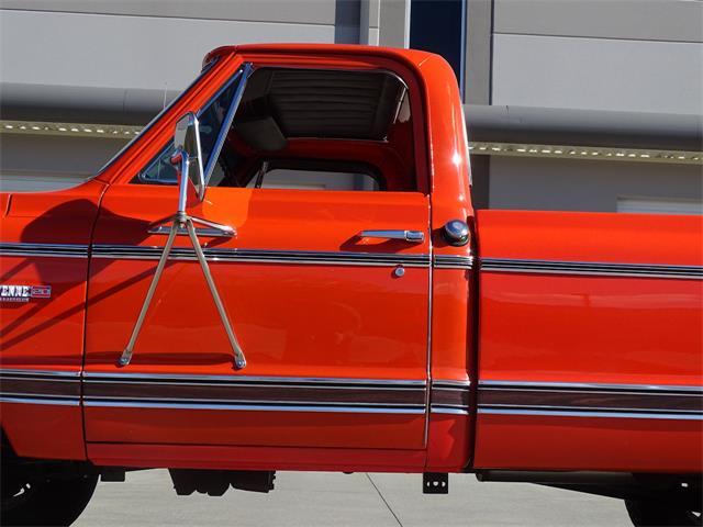 1972 Chevrolet K-20 (CC-1434772) for sale in O'Fallon, Illinois