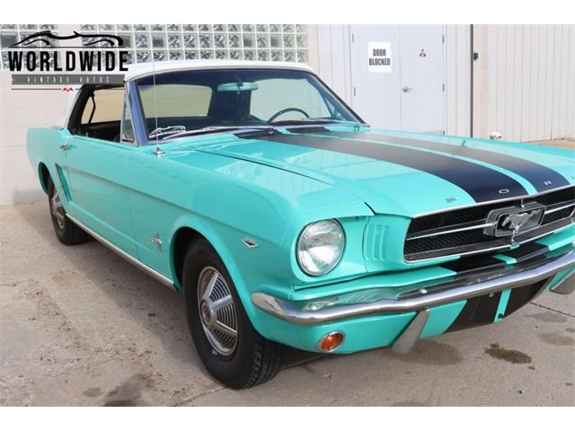 1965 Ford Mustang (CC-1434779) for sale in Denver , Colorado