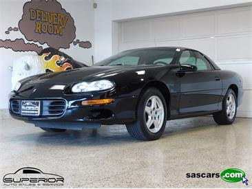 1999 Chevrolet Camaro (CC-1434784) for sale in Hamburg, New York