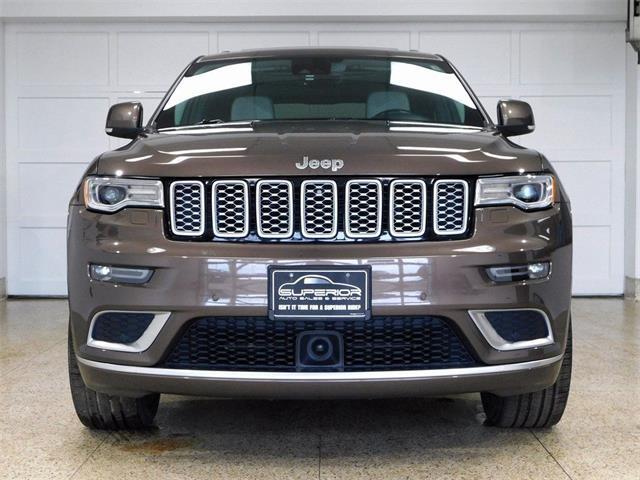 2018 Jeep Grand Cherokee (CC-1434788) for sale in Hamburg, New York