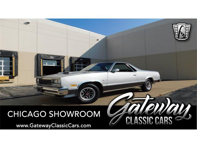 1987 Chevrolet El Camino (CC-1434789) for sale in O'Fallon, Illinois
