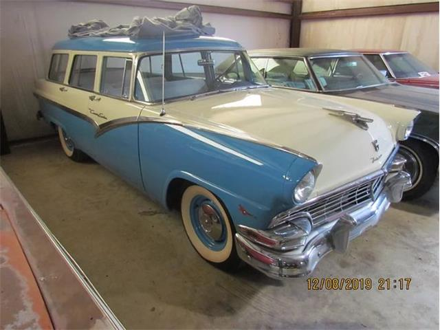 1956 Ford Country Sedan (CC-1430480) for sale in Cadillac, Michigan