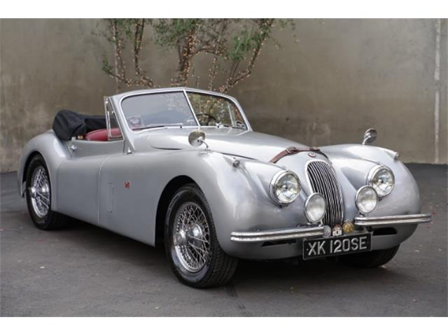1953 Jaguar XK120 (CC-1434804) for sale in Beverly Hills, California