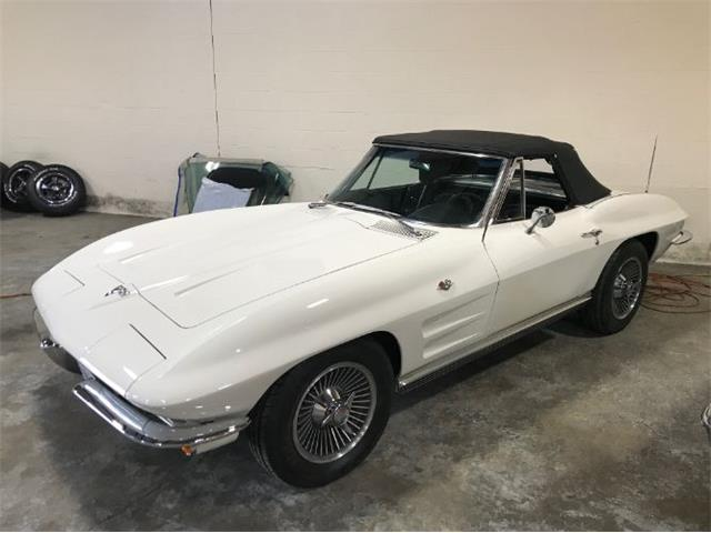 1964 Chevrolet Corvette (CC-1430481) for sale in Cadillac, Michigan