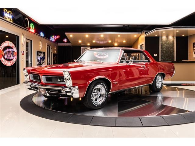 1965 Pontiac GTO (CC-1434811) for sale in Plymouth, Michigan
