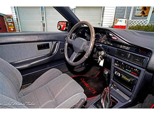 1988 Toyota Corolla (CC-1434815) for sale in Lenoir City, Tennessee