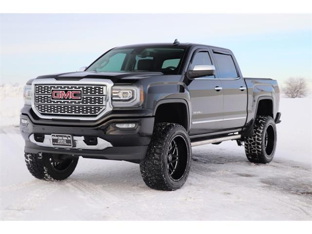 2017 GMC Sierra 1500 (CC-1434816) for sale in Clarence, Iowa
