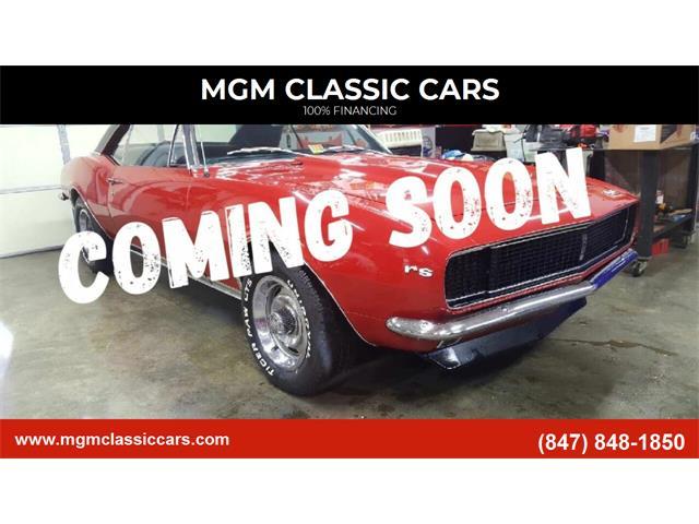 1967 Chevrolet Camaro (CC-1434819) for sale in Addison, Illinois